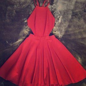 ASOS Dress - Red